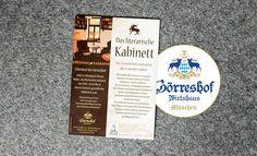 Naechsten Montag ist es wieder soweit, nicht vergessen.    Goerreshof - Dein bayerisches Restaurant in Muenchen   www.goerreshof.de #Goerreshof #bayerisches #Wirtshaus #Restaurant #Biergarten #Muenchen #Maxvorstadt #Schwabing #Augustiner #bayrisch #guad #Traditionshaus #bavarian #placetobe