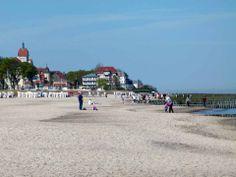 Aquarelle an der Ostsee malen | Motive für einen Aquarellkurs am Strand von Kühlungsborn(c) Frank Koebsch (1)