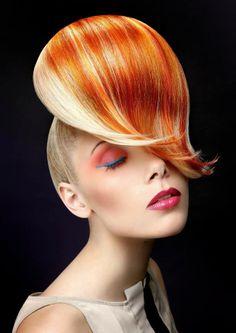 Creative #hair