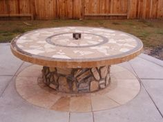 spool table ideas   Spool Table, This project started out with a giant wooden spool …