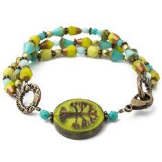 Universal Tree of Life Bracelet | Fusion Beads Inspiration Gallery