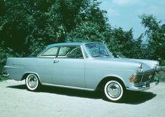 Opel Rekord P2 Coupe