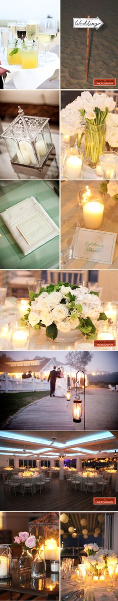 Chatham Bars Inn - love everything about this wedding