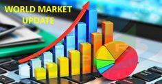 World Market Update by Sai Proficient :: SP: WORLD MARKET UPDATE HANG SENG 174 NIKKEI -21 SHANGHAI 34 DOWJONES 30.27 NASDAQ -5.68 SGX NIFTY 18