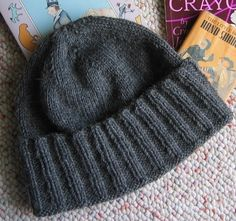 New York Hat and Scarf Knitting Pattern Collection DIGITAL DOWNLOAD