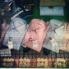 Our handmade ready-to-wear shirts