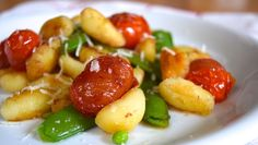 5 or less: Gnocchi met balsamico-tomaatjes