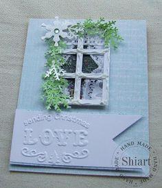 Kartka z okienkiem