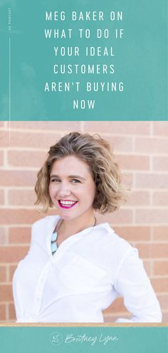 Do you struggle with streamlining your business with your team? Need help perfecting the processes? You'll hear all about that and more on this episode with Meg Baker, hiring expert and business consultant. Meg also shares how she leverages her quick startedness to help her clients, how she's used her Kolbe to create a business structure that she loves and why you need to hire people that compliment your skills.   #hiringtips #businesstips #growingabusiness #businessconsultant #hiringexpert Creating A Business, Business Tips, Buy Now, Create, People, People Illustration, Folk