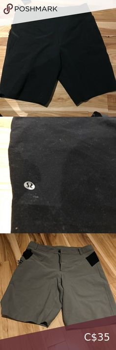 Black Men's Lululemon Shorts Great Quality Comfy and lightweight In black but same style as cargo just better view of the style no size tag but should be around a 34 lululemon athletica Shorts Lululemon Shorts, Lululemon Athletica, Plus Fashion, Fashion Tips, Fashion Trends, Black Men, Gym Shorts Womens, Comfy, Man Shop