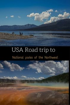 Road trip to the USA Northwest and the national parks in this region. Includes visits to Glacier National Park and Yellowstone. Tour highlights are here - http://travelphotodiscovery.com/northwest-national-park-road-trip/
