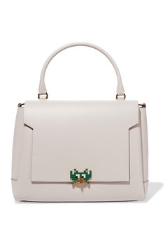 ANYA HINDMARCH Bathurst leather tote  $2,500.00 https://www.net-a-porter.com/product/721194