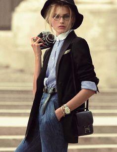 Денди-стиль в женской одежде - Ярмарка Мастеров - ручная работа, handmade