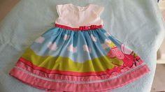 vestido de festa da peppa pig - Pesquisa Google