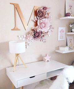 Wall Flowers for Girls Nursery - Nursery Paper Flower Wall Decor - Wall Paper Flowers - Paper. - Wall Flowers for Girls Nursery – Nursery Paper Flower Wall Decor – Wall Paper Flowers – Paper -