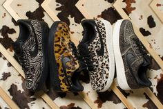 Nike Releases Animal Print Air Force 1 Pack - MISSBISH | Women's Fashion Fitness & Lifestyle Magazine