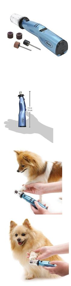 Claw Care 177793: Oster Gentle Paws Premium Nail Grinder For Dogs And Cats, New BUY IT NOW ONLY: $114.0