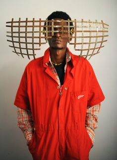 Kenyan artist Cyrus Kabiru's C-Stunners series of wearable eyewear sculptures blurs the boundaries between art, performance, fashion and design. The internationally acclaimed series extends to several media, ranging from sculptures to paintings and photographs that tell singular stories united by a shared message and meaning.