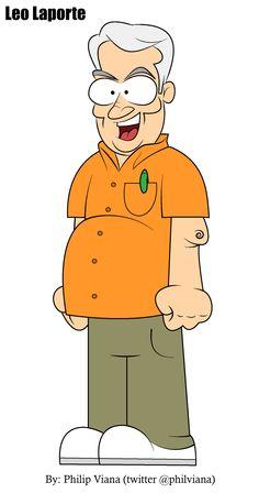 Caricature of Leo Laporte the Tech Guy #leolaporte #caricature