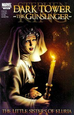 Dark Tower Art, The Dark Tower Series, Dark Tower Tattoo, La Tour Sombre, Roland Deschain, King Book, Marvel Series, Science Fiction Art, Little Sisters