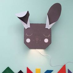 ANIMAL AND FLOWER WALL LIGHTS - SPANISH TYPOGRAPHIC PRINTS - TAPESTRIES – And so to Shop White Chalk Paint, Bunny Rabbit, Flower Wall, Tapestries, White Light, Hand Stitching, Kids Bedroom, Spanish, Wall Lights