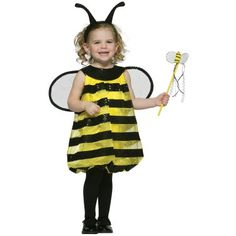 Rasta Imposta Bee Halloween Costume Toddler Bumble Bees Dress up for sale online Bee Halloween Costume, Costumes For Teens, Dress Up Costumes, Halloween Costumes For Girls, Bee Costumes, Halloween Ideas, Baby Bumble Bee, Elephant Costumes, Festivals