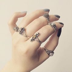The Autumn sale is here! At the checkout use the code AUTUMN50 to get 50% off your entire order. www.tsarinasoma.com    #womensfashion #fashion #grungegirl #bohemian #boho #grunge #fashion #halfoff #wicca #witch #jewelry #jewellery #silver #ring #midiring #aw2016 #halfprice #altfashion #love #life #beautiful #namaste #bestoftheday #fall #autumn #couponcode #discount #flashsale #sale #halloween