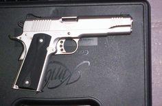 Shooting an AR-15 and 45 Caliber 1911 Revolver