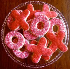 Valentine's Day cookie idea