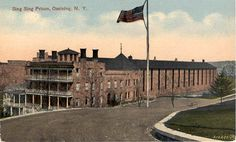 """Growing up in Ossining, NY, I have always been fascinated with Sing Sing prison and the """"secret world"""" that existed behind the concrete walls."""