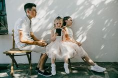 Incorporating kids at weddings can make the event lively and fun. To make a decision here is a guide on how kids can feel like they are part of it. Wedding Venues, Wedding Photos, Wedding Day, Wedding With Kids, Perfect Wedding, Kids Part, Greece Wedding, Documentary Wedding Photography, Rings For Girls