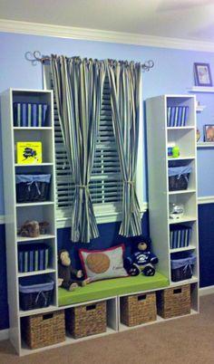 Storage Units | Made by Hands #storage #diy #craft