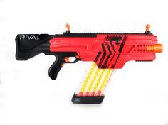 The Rival Khaos MXVI-4000 Blaster is the latest fully automatic foam pellet  gun from