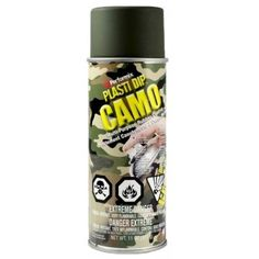 Buy Plasti Dip Aerosol Camo Green from the great selection of plasti-dip products from DipIt in Canada. You will get a great collection at an affordable price. Camo Colors, Green Colors, Automotive Detailing, Container Size, Synthetic Rubber, Base Coat, Do It Yourself Projects, Extreme Weather, Other Accessories