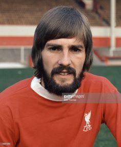 Sport, Football, 5th October 1973, Portrait of Steve Heighway of Liverpool