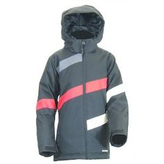 Boulder Gear Hot Cross Insulated Girls Ski Jacket 2012 (Misc.)
