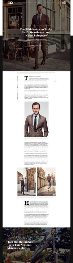 GQ (formerly Gentlemen's Quarterly) is an international monthly men's magazine based in New York City.For more than 50 years, GQ has been the premier men's magazine, providing definitive coverage of style and culture. With its unique and powerful design…