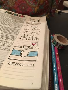 Draw Near Lettering  Hand lettering   Bible journaling   Genesis