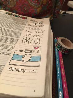 Draw Near Lettering  Hand lettering   Bible journaling   Genesis