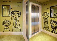 Arte urbana é destaque no Salão Internacional do Móvel de Milão 2013
