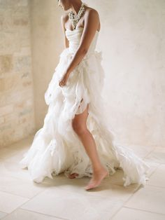 Annabella Necklace. From munaluchi bride photo shoot