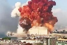 Beirut Explosion, Beirut Lebanon, Shit Happens, Explosions, Israel, August 5th, Food Insecurity