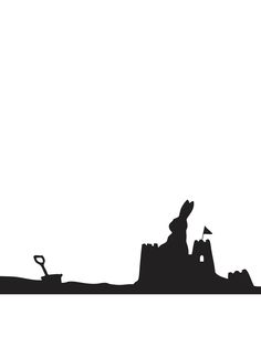 Print Club London – Seaside Rabbit