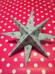 DIY stjerne