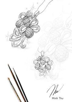Portfolio jewelry on Behance                                                                                                                                                     More