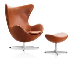 Egg Chair-Design escandinavo-Arne Jacobsen