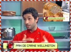 pan de carne wellington