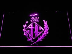 FC Barcelona Coat of Arms LED Neon Sign - Legacy Edition
