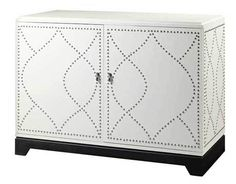 Nailheads - Design Trends - Collecting - House Beautiful