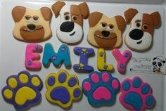Pedido enviado por correo días atrás! Life of pets ☺ #mycookiecreations  #cookies #petscookies #lifeofpets #lifeofpetscookies